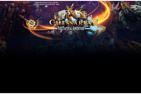 Chessaria: The Tactical Adventure | GAMESLOAD