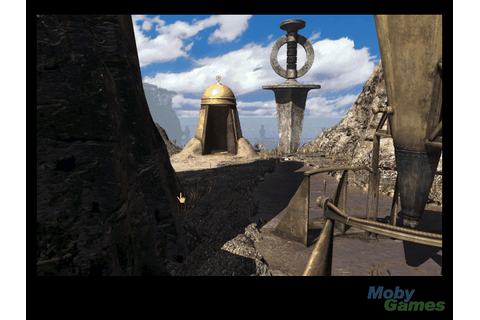 Riven: The Sequel to Myst (Mac) - My Abandonware