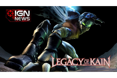 Cancelled Legacy of Kain: Dead Sun Gameplay Leaks - IGN ...