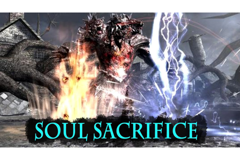 PS Vita - Soul Sacrifice Gameplay - YouTube