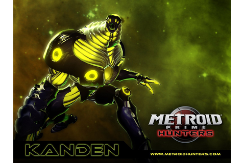 Metroid Prime Hunters Wallpaper and Background Image ...
