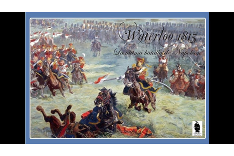 REVIEW: Waterloo 1815: Napoleon's Last Battle from ...