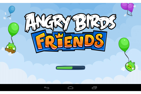 Angry Birds Friends – Games for Android 2018 – Free ...