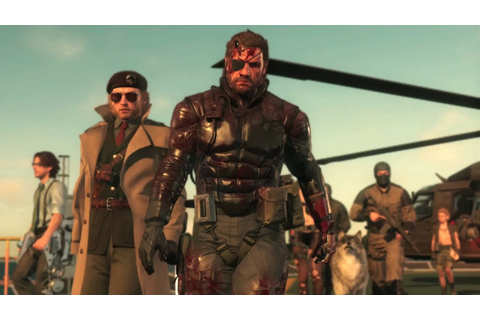 【公式】MGSV:TPP LAUNCH TRAILER (ローンチトレーラー) | METAL GEAR SOLID ...