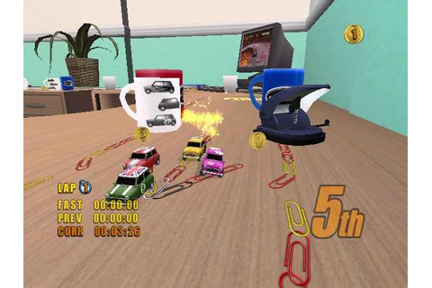 Mini Desktop Racing Download Free Full Game | Speed-New