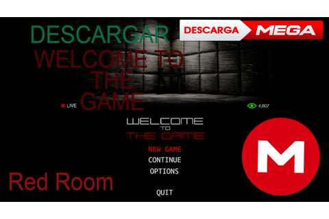 DESCARGAR Welcome To The Game *ULTIMA VERSION ...
