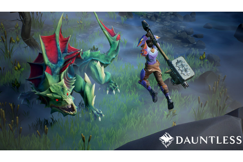Dauntless, The Co-op Fantasy RPG From Ex-Bioware and Riot ...