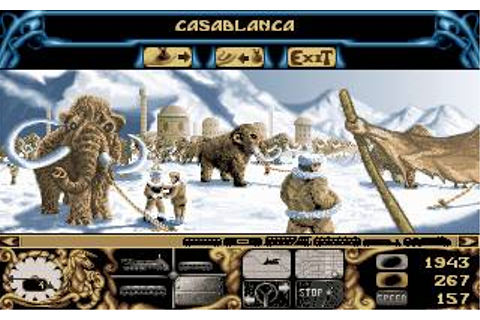 Transarctica: Arctic Baron Download (1993 Strategy Game)