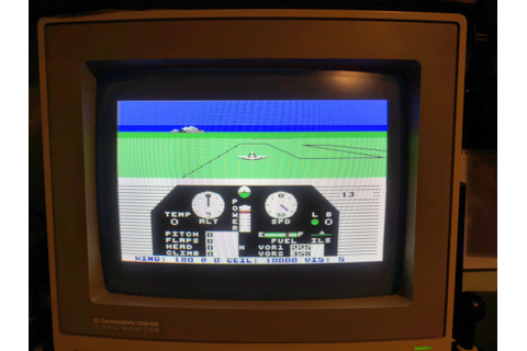 Solo Flight - Classic C64 Purchase - Lyonsden Blog
