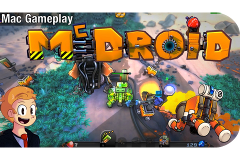 McDroid - Mac Gameplay - YouTube