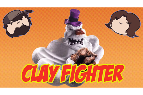 Clayfighter 63⅓ - Game Grumps VS - YouTube