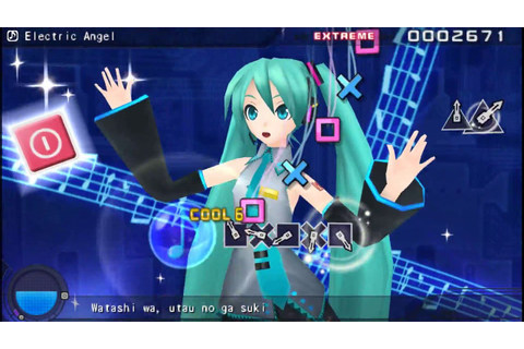 Electric Angel - Extreme - Hatsune Miku Project Diva ...