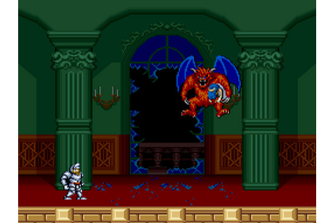 Super Ghouls'n Ghosts (USA) ROM Download