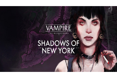 Vampire: The Masquerade - Shadows of New York DRM-Free ...