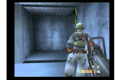 Timesplitters 2 (PS2) Gameplay - YouTube