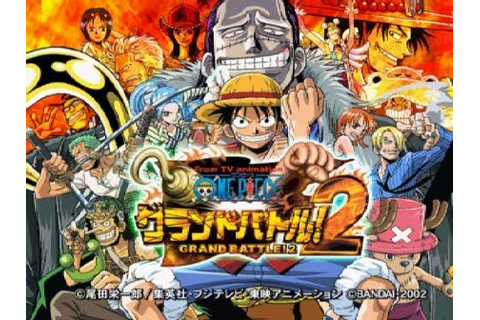 PC Game: One Piece Grand Battle 2 | DGames 85