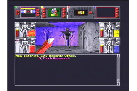 Liberation - Captive II Amiga CD32 Screenshot Gallery