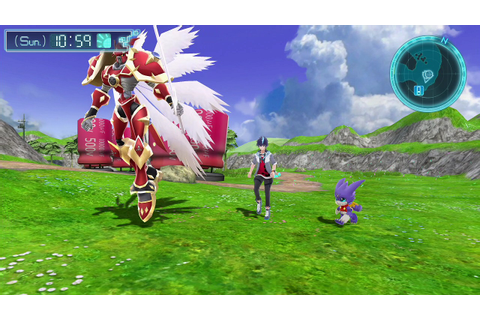 Digimon World: Next Order European Release Date Announced ...