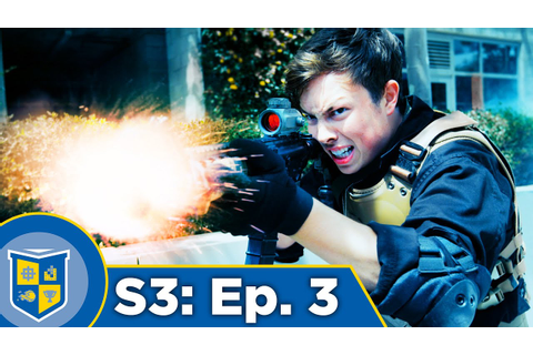 Video Game High School (VGHS) - S3: Ep. 3 - YouTube