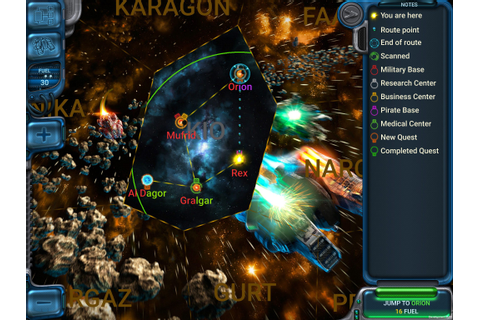 Space Rangers: Quest Heading to PC and Mobile - Gaming Cypher