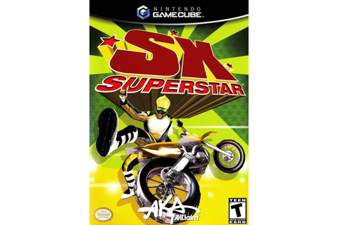 ***SX SUPERSTAR NINTENDO GAMECUBE GAME DISC ONLY*** | eBay