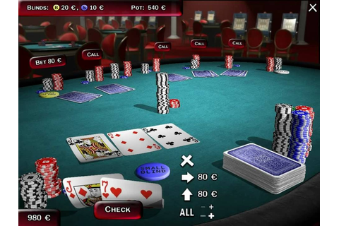 Texas Holdem Poker 3D - Deluxe Edition - YouTube
