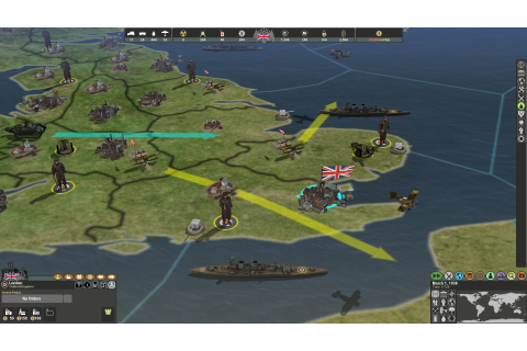 Making History: The Second World War - Factus Games