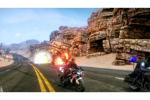 Road Rash Spiritual Successor Road Redemption Launches ...