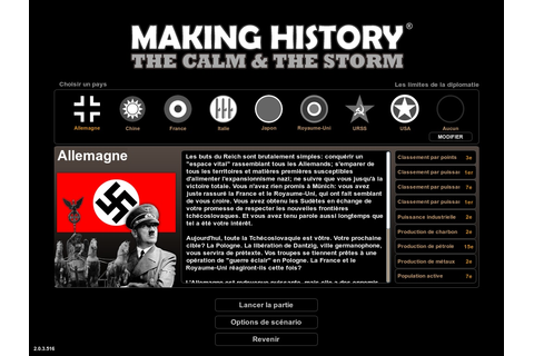 Free Games 4 You: Making History The Calm & The Storm Gold ...