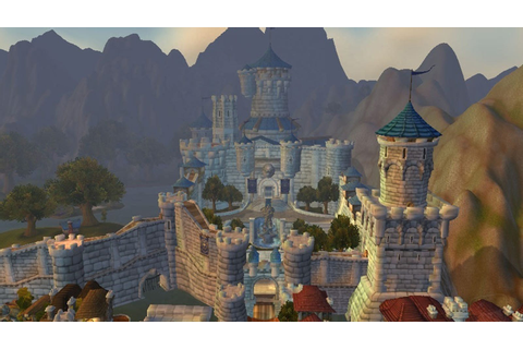 The Largest, Most Awesome Video Game Castles
