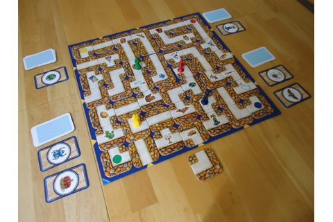 Review: Labyrinth