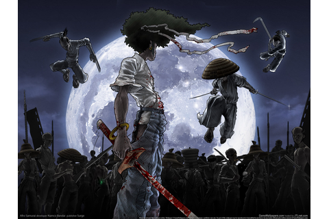 New Afro Samurai game headed to PC, PS4 and Xbox One | Cake