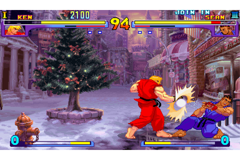 Street Fighter III: New Generation (Euro 970204) ROM