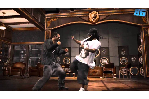 Def Jam Icon Sean Paul vs Lil Jon (Video Game Fight) MAY ...