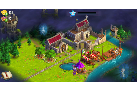 Castleville Legends Review - Play Games Like