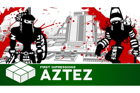 Aztez | PC Gameplay & First Impressions - YouTube