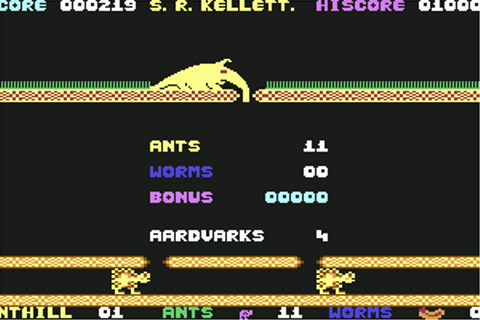Download Aardvark (Commodore 64) - My Abandonware