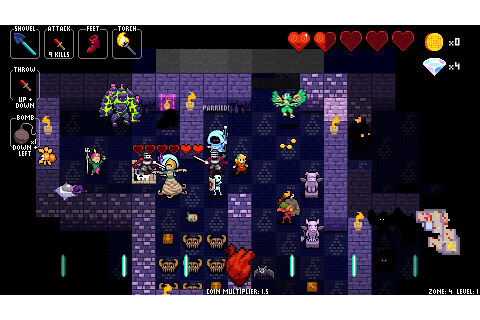 Crypt of the NecroDancer (PS Vita / PlayStation Vita) News ...