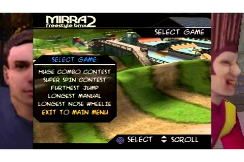 Dave Mirra Freestyle BMX 2 : Accurate Replays - Part 2 ...