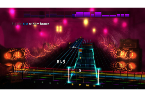 Rocksmith 2014 Edition Review - PS3 | Push Square