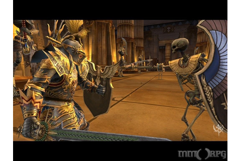 Warhammer Online: Age of Reckoning, Online MMO Game ...