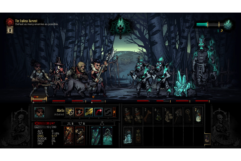 Darkest Dungeon: The Color Of Madness »FREE DOWNLOAD ...