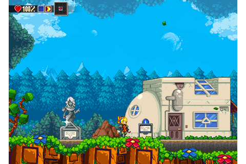 The Iconoclasts: Awesome Sort-of-Demo Indie Platformer ...