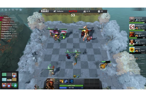Valve will develop its own Dota Auto Chess after impasse ...