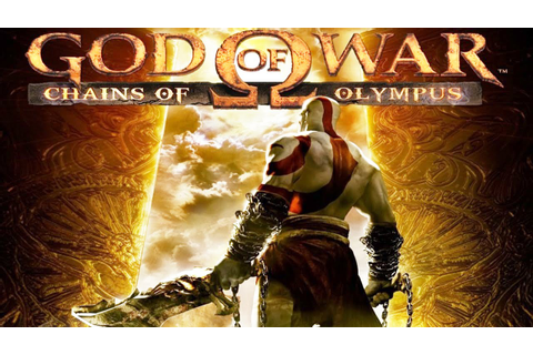 God of War: Chains of Olympus All Cutscenes (Game Movie ...