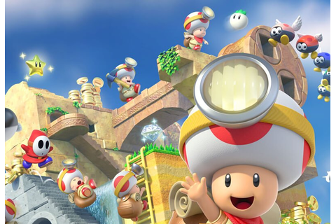Captain Toad: Treasure Tracker Nintendo Wii U CD Key, Key ...
