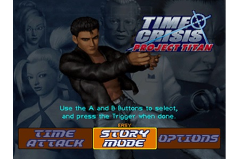 Time Crisis Project Titan PS1 ISO - Download Game PS1 PSP ...