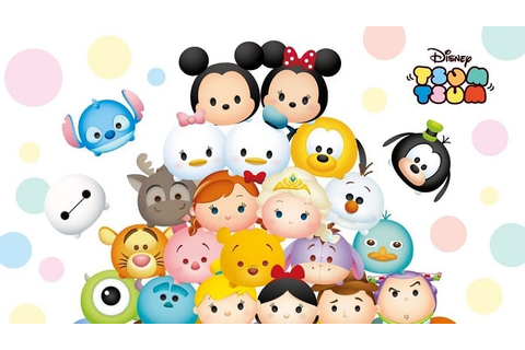 LINE: Disney Tsum Tsum for PC - Free Download