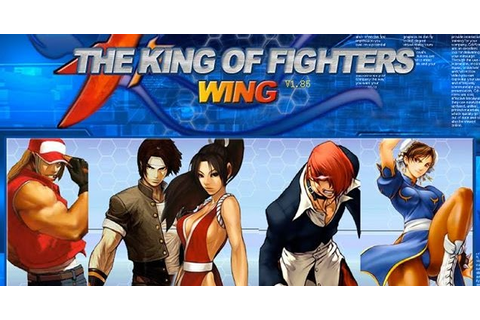The King of Fighter Wing 1.9 Full - All Types Of Softwears ...