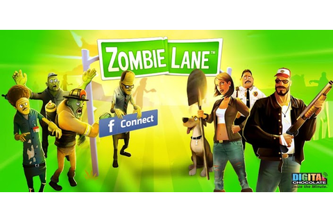 Zombie Lane » Android Games 365 - Free Android Games Download